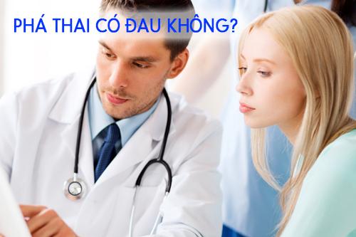 Địa chỉ phá thai không đau ở Hà Nội