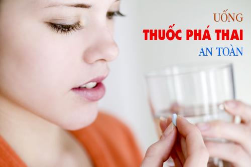 Uống thuốc phá thai an toàn